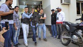 VIDEO: Así detuvieron a los funcionarios chaqueños acusados de lavado
