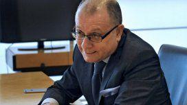 Jorge Faurie, ministro de Relaciones Exteriores y Culto