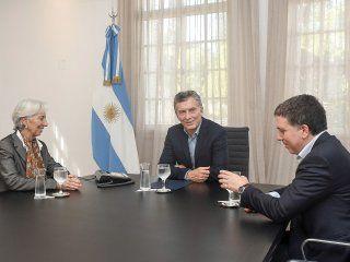 el mensaje de macri, en detalle: ¿que significa que el fmi adelante fondos a la argentina?