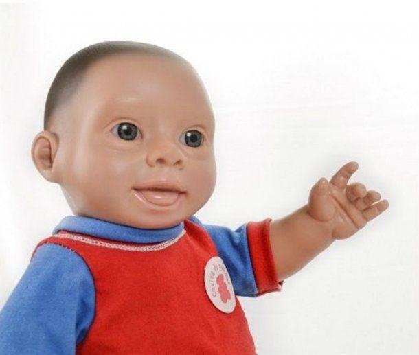 Oli, un muñeco para que todos los chicos se sientan a gusto