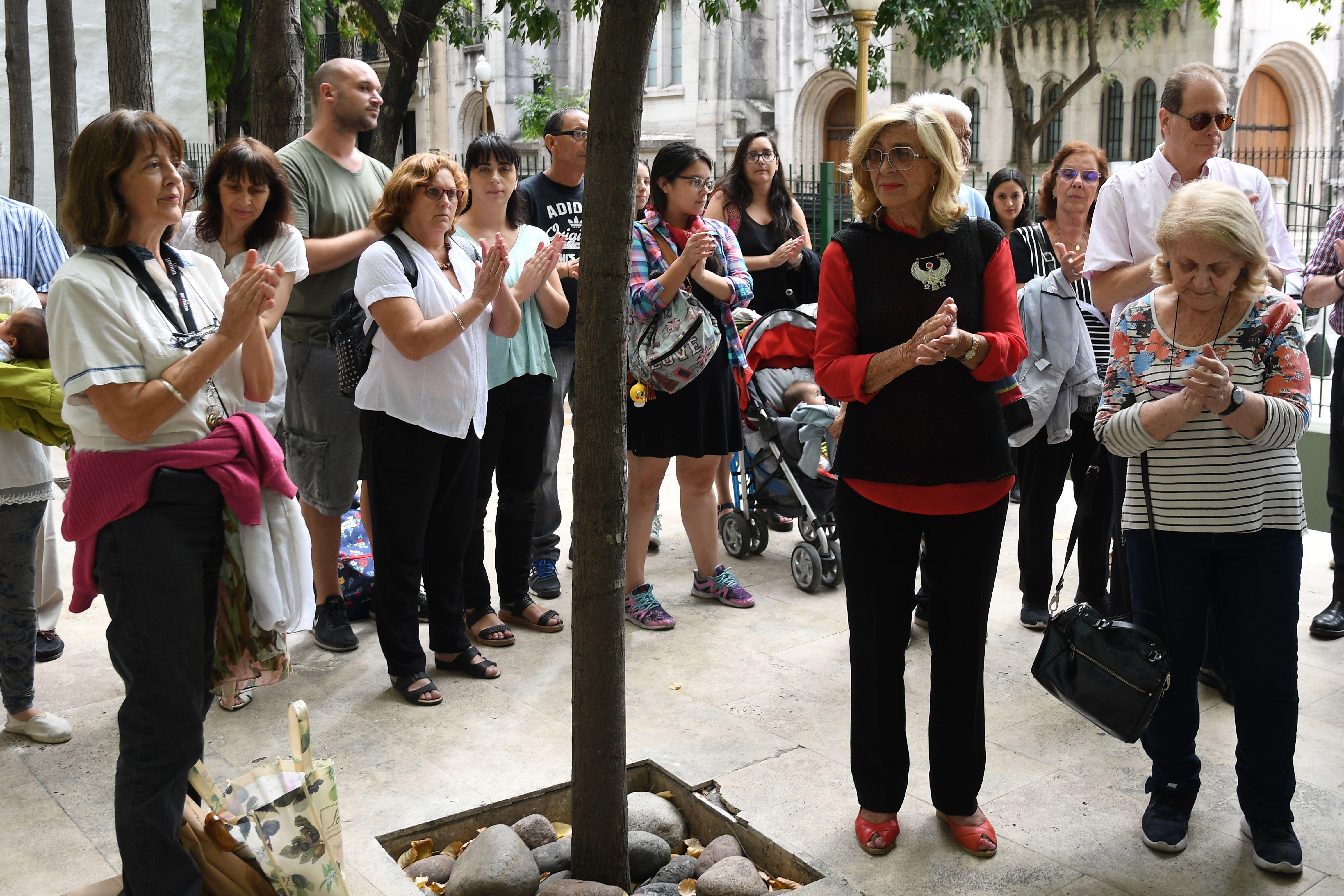 Se cumplieron 26 años del atentado a la embajada de Israel