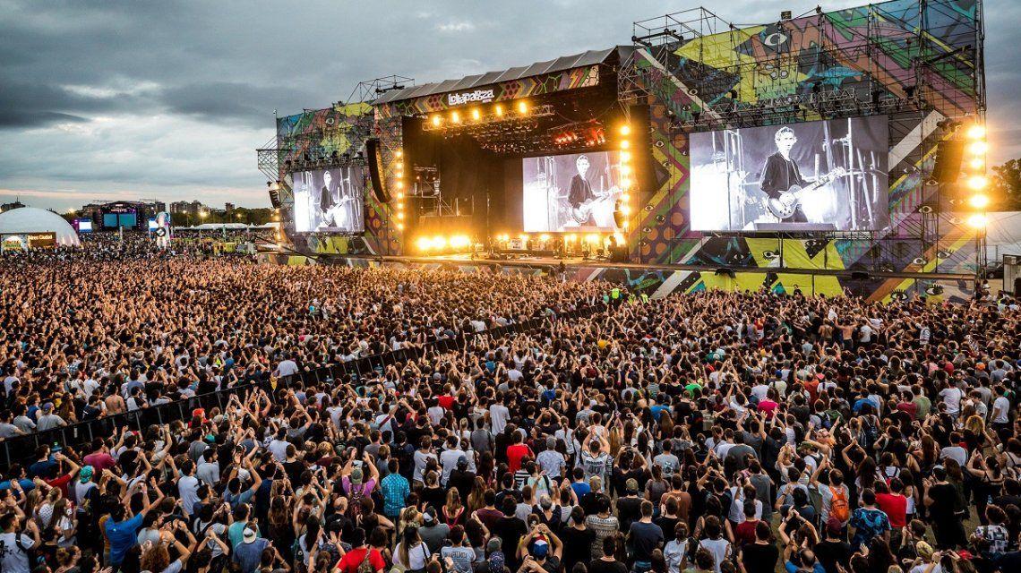 Lollapalooza 2018: se suspendió la tercera fecha por la tormenta y no la reprogramarán