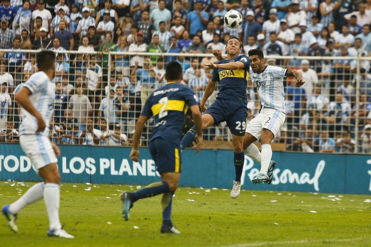 Boca vs Atlético Tucumán - Crédito:@BocaJrsOficial