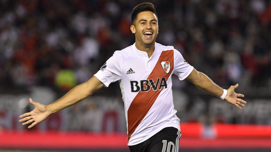 Gol de Pity Martínez para River