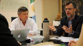 Domingo Peppo y Horacio Rey