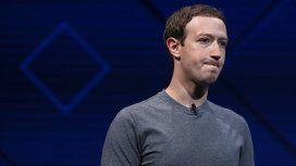 Zuckerberg se hizo cargo de su error