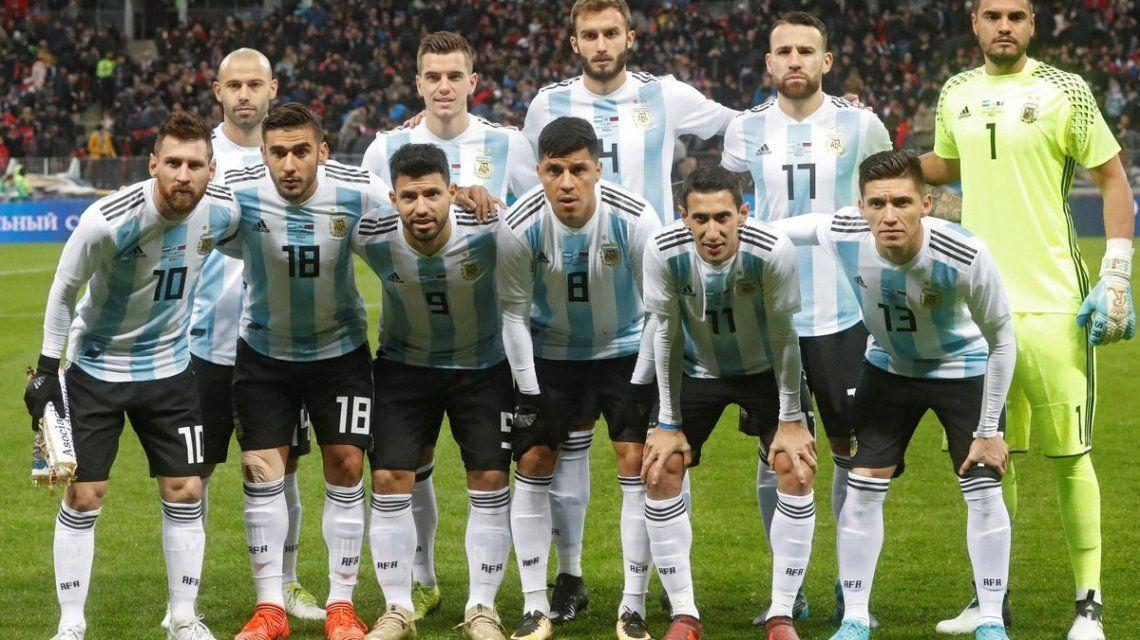 En la previa del Mundial, salió un nuevo ranking FIFA: ¿cómo quedó Argentina?