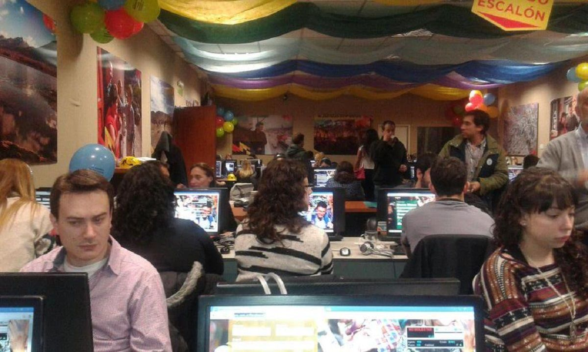 Call Center de Cambiemos durante 2017