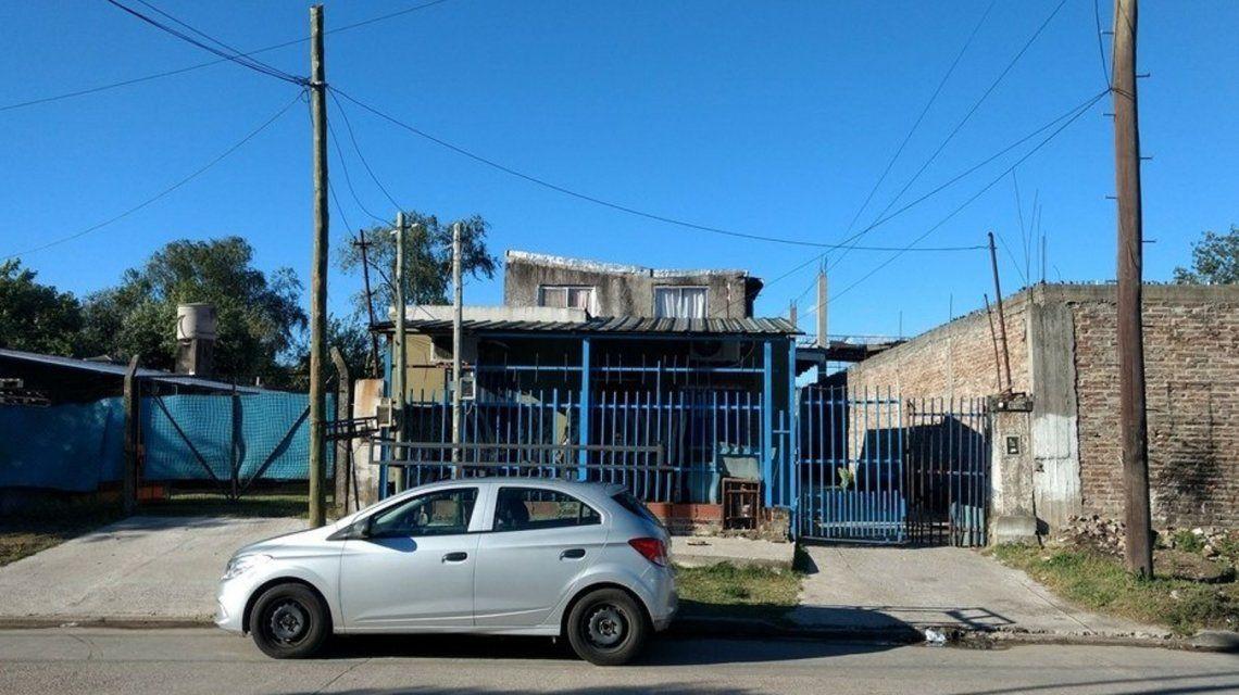 La joven embarazada que fue baleada en el cuello en el barrio UTA de Lomas del Mirador.