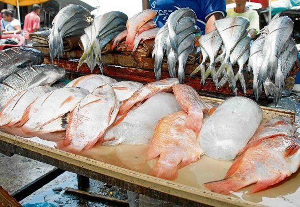 El incremento promedio del precio del pescado respecto del 2017 es del 30%.