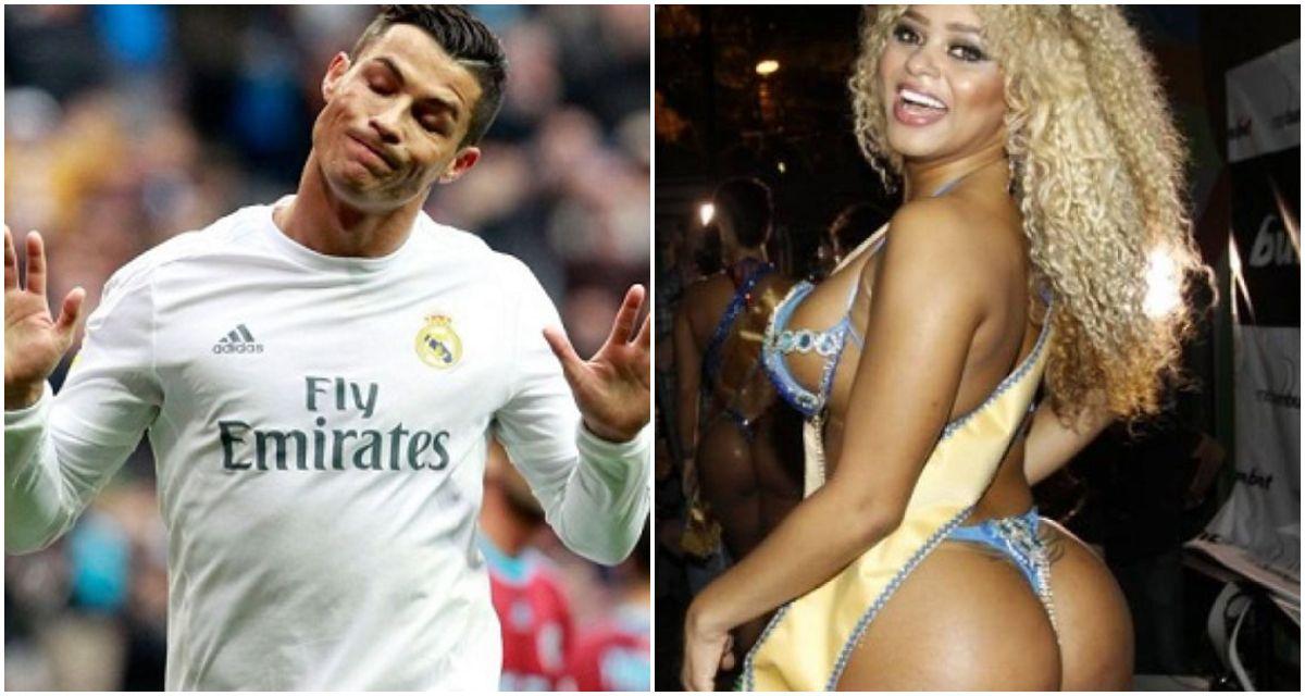 Miss Bumbum 2016 denunció a Cristiano Ronaldo por acoso sexual