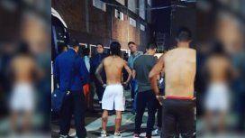 Violencia en el ascenso: la barra de Platense robó y agredió a los jugadores tras perder un partido