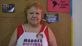 Margarita Meira, fundadora de Madres de víctimas de Trata