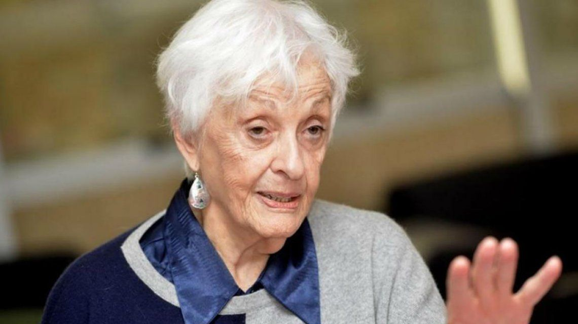 Graciela Fernández Meijide pidió que Astiz tenga prisión domiciliaria