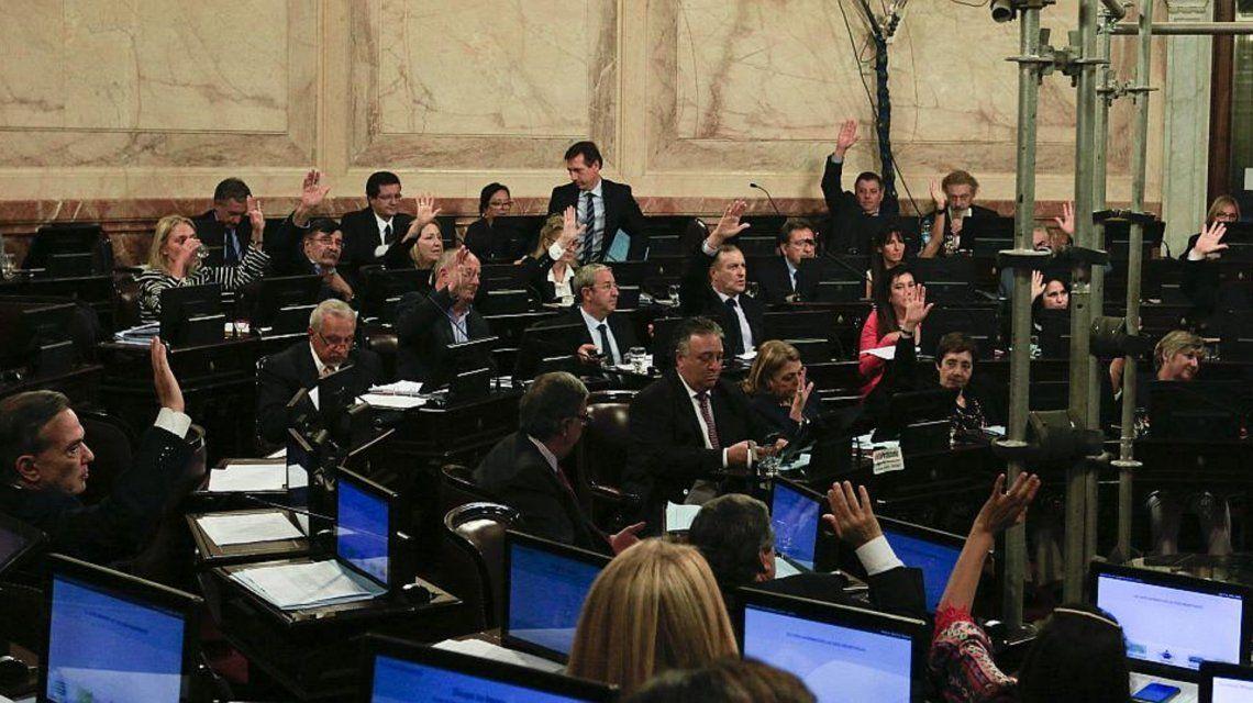 El Senado aprobó con cambios la reforma del mercado de capitales