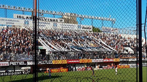 Hinchada de All Boys