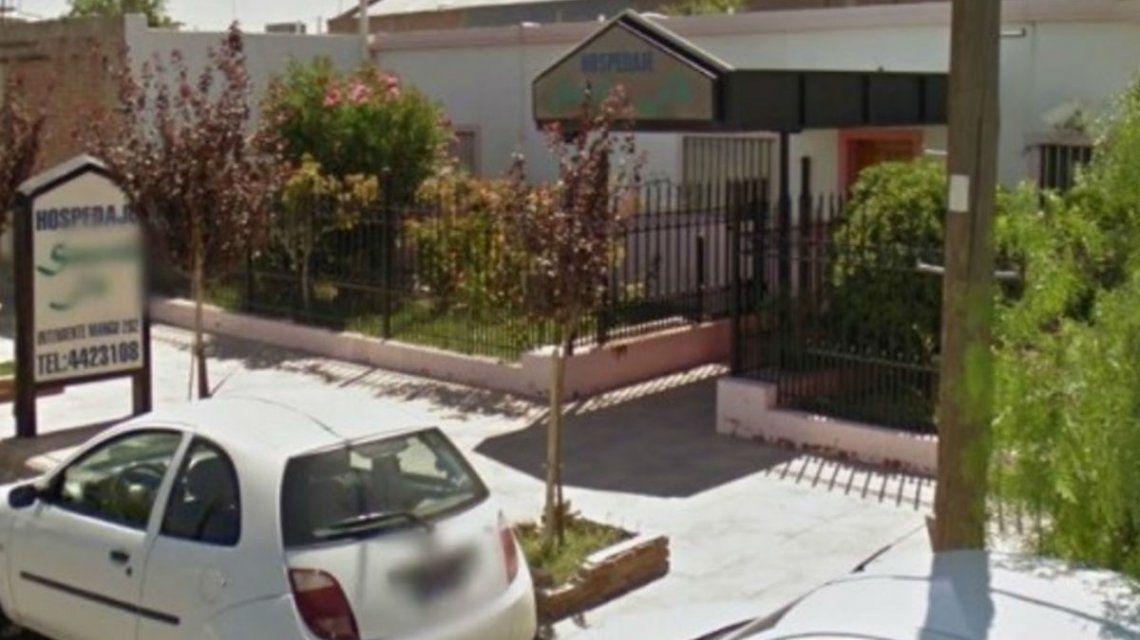 Neuquén: asaltaron un hotel y escondieron el arma que usaron en el pañal de un bebé
