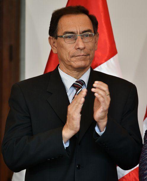 Vizcarra asumió como presidente de Perú tras la renuncia de Kuczynski