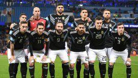 Willy Caballero, Lanzini y Banega, las figuras del triunfo de Argentina sin Messi y Agüero