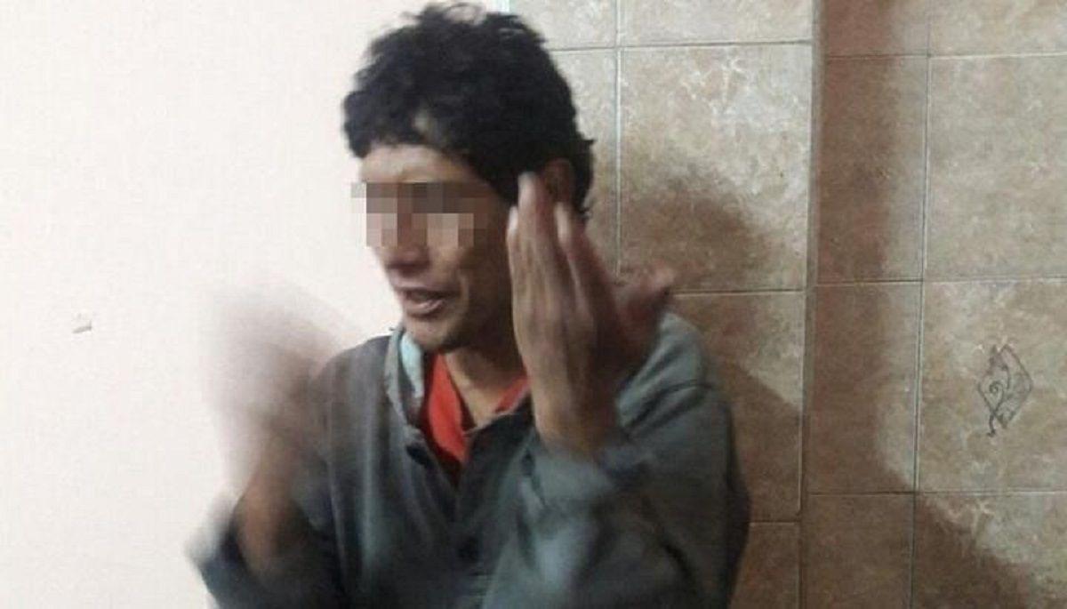 José Aramayo fue detenido por ataques sexuales - Crédito:eltribuno.com