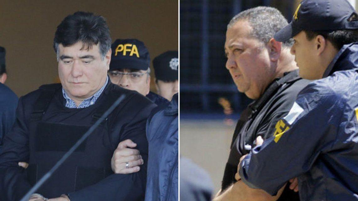 Carlos Zannini y Luis DElía, en libertad: la Justicia decidió la excarcelación