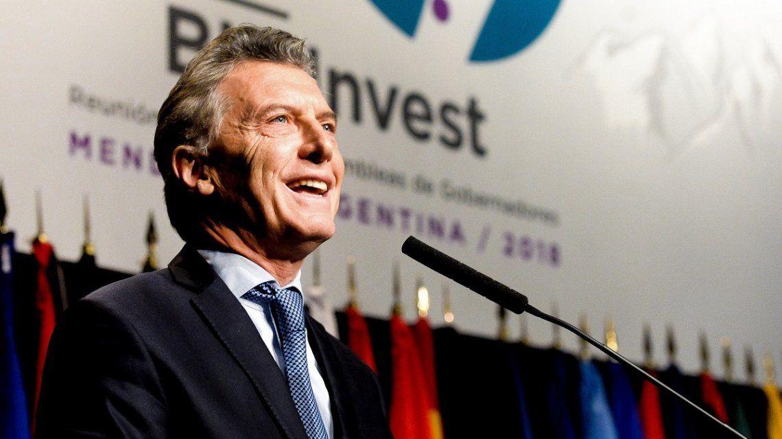 Macri, sobre la baja de la pobreza: Estamos en el buen camino