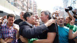 Zannini salió de la cárcel y se sumó a las actividades de Unidad Ciudadana