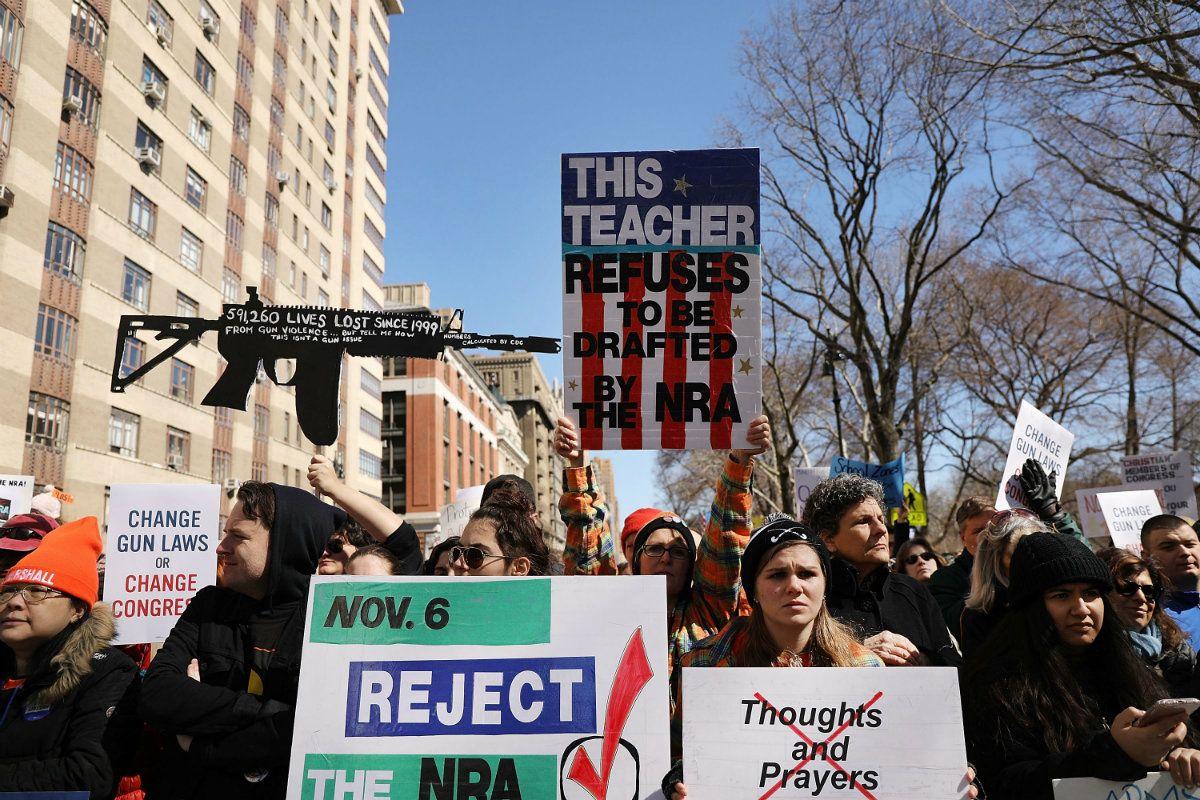 No más pensamientos y plegarias para las víctimas: los familiares se pusieron firmes