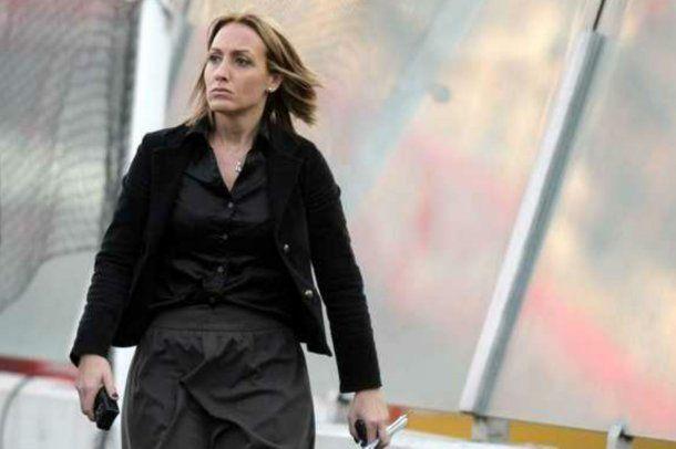 Florencia Aretto fue secretaria de Seguridad en el club por 6 meses