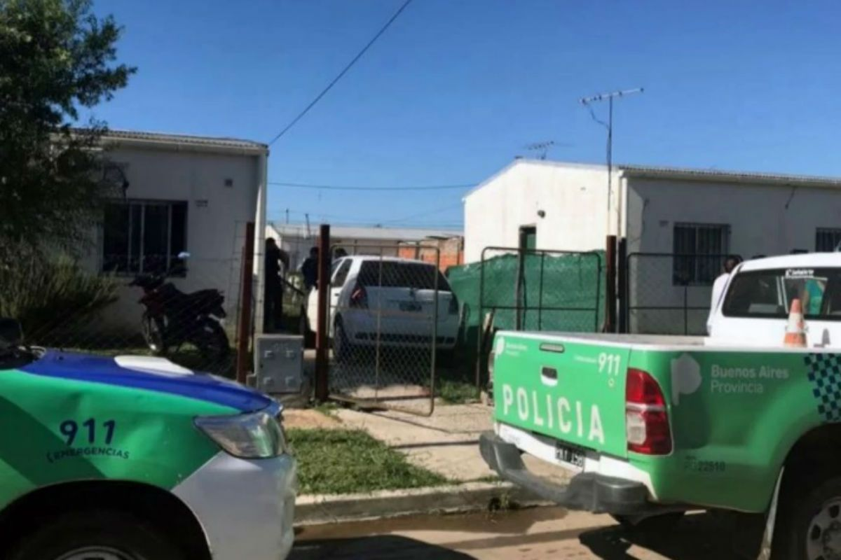 Un gendarme y una policía se mataron a tiros