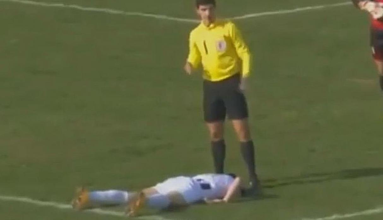 Croacia: un futbolista murió después de recibir un pelotazo en el pecho