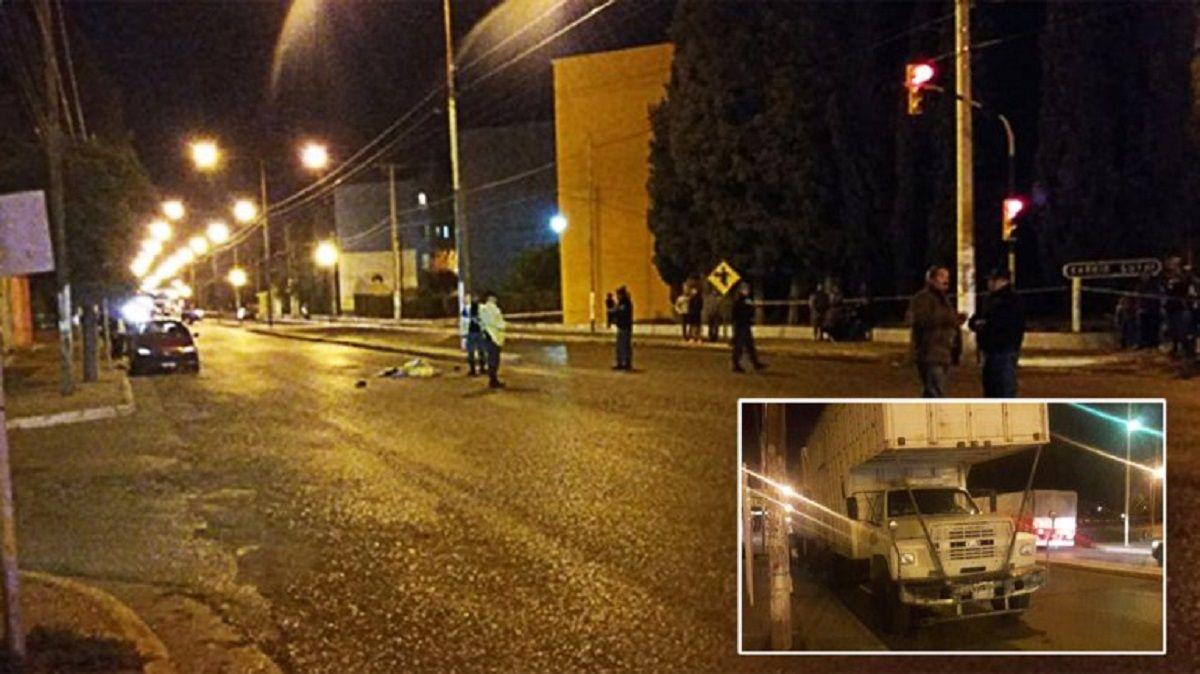 Un camión mató a una mujer en Plaza Huincul -lmcipolletti.com