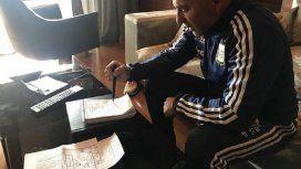 Jorge Sampaoli, DT de la Selección Argentina - Crédito:@SampaoliOficial