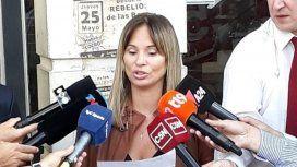 La titular de la UFI 4 de Avellaneda, María Soledad Garibaldi