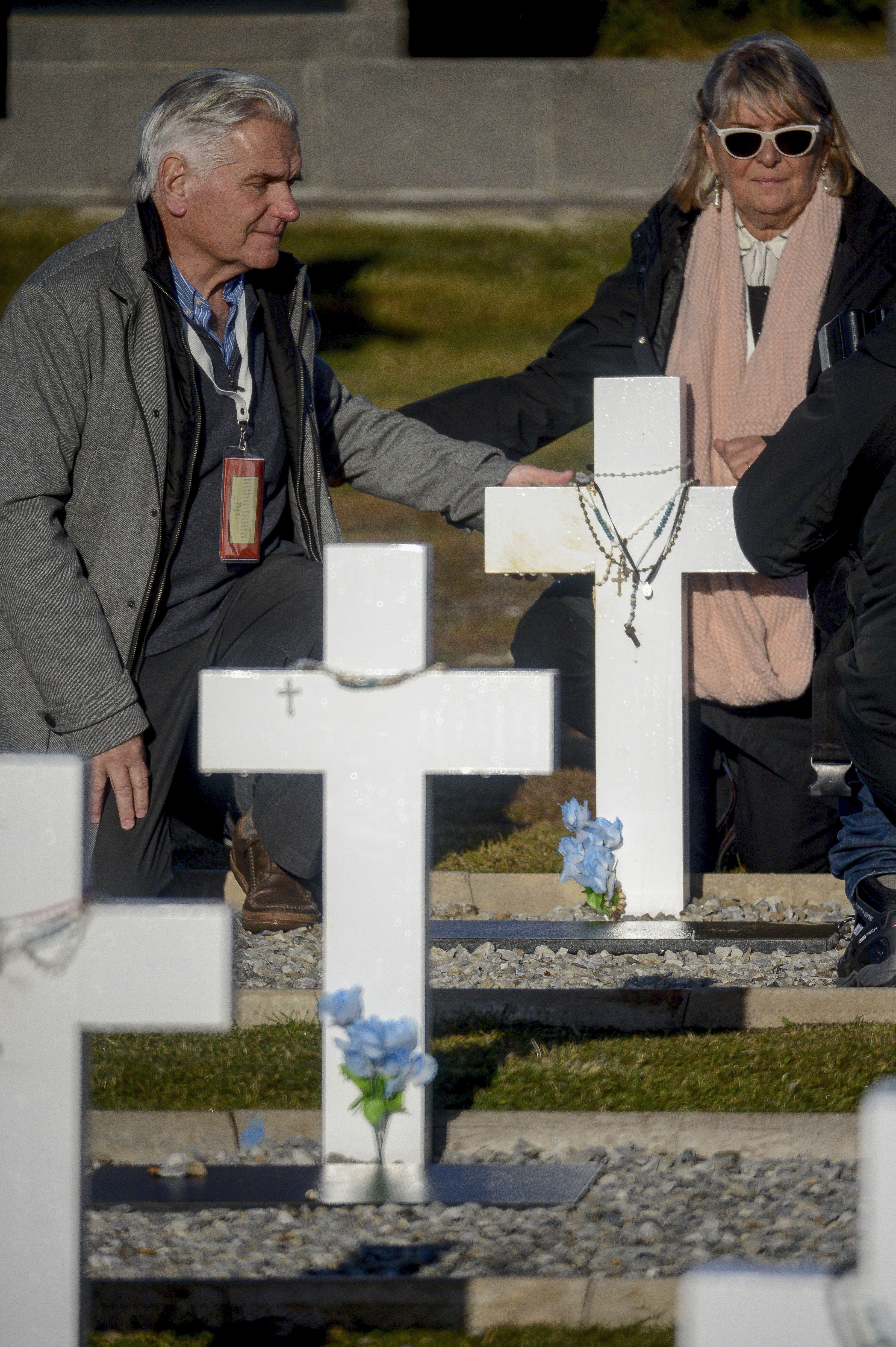 Los soldados caídos en Malvinas hoy tendrían 56 años.