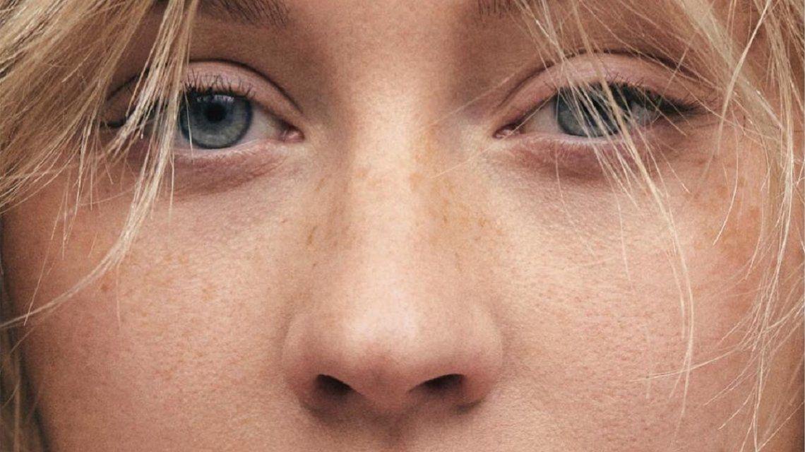 Christina Aguilera al natural