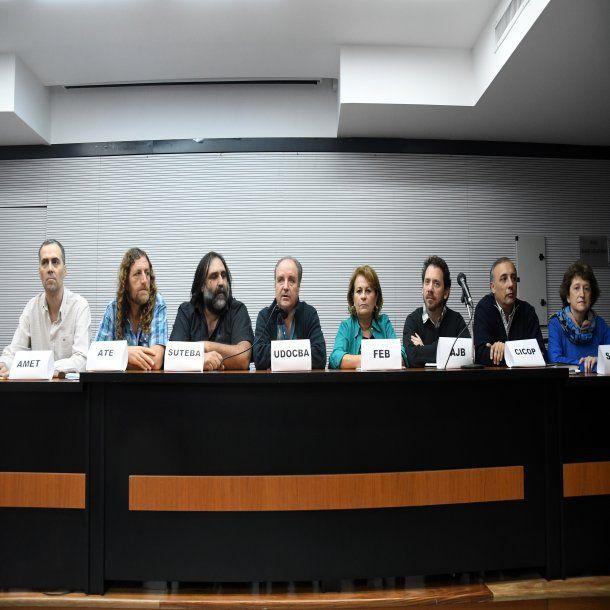 Paritarias: docentes, estatales y judiciales bonaerense paran el 5 de abril