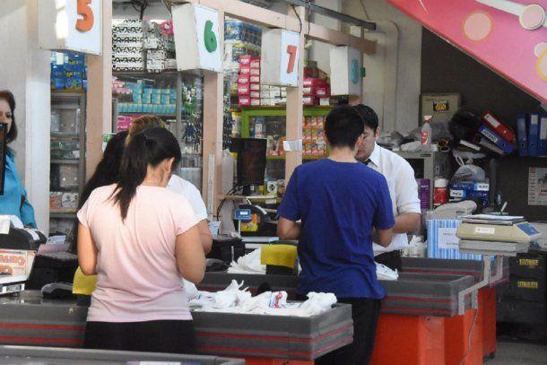 <p>En los supermercados también se puede retirar efectivo por caja</p> <p></p>
