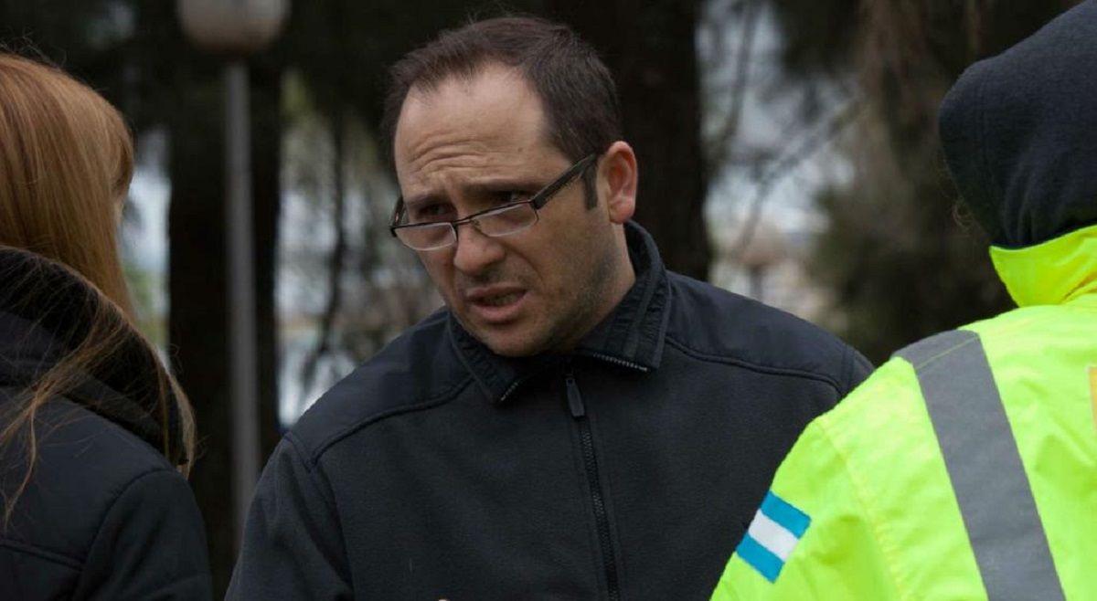 Fiscal de Río Tercero Alejandro Carballo