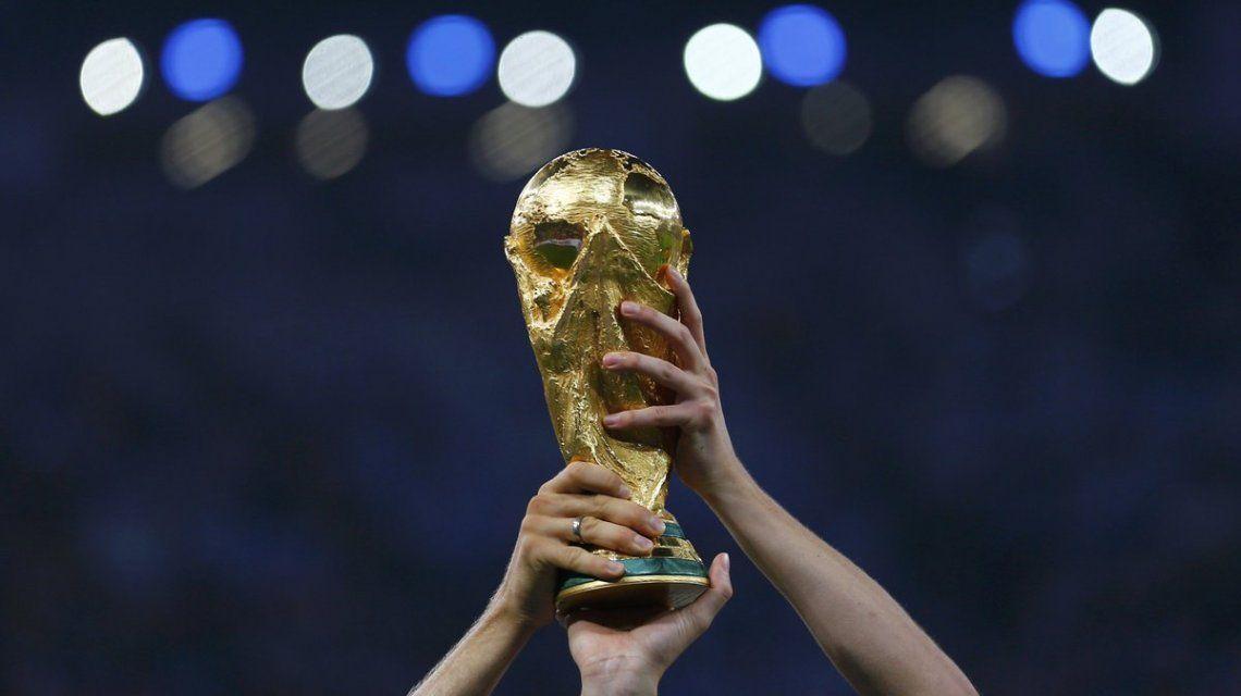 Berazategui palpita la llegada de la Copa del Mundo