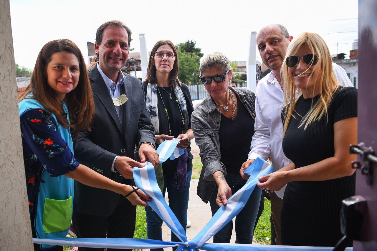 Escobar: inauguran el primer Jardín de Infantes municipal de Belén