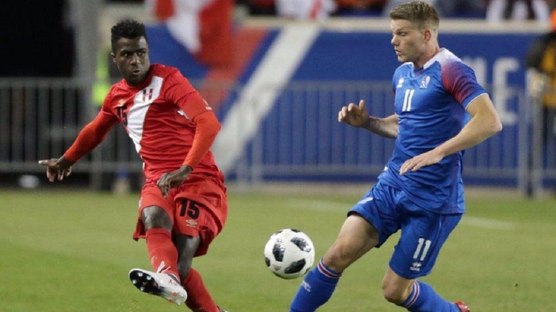 El Perú de Gareca brilló ante el primer rival del Argentina