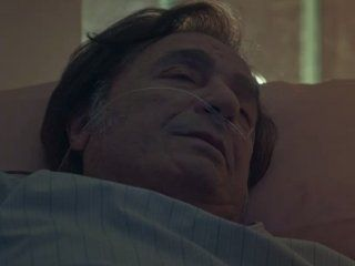 La escena de la despedida de Sandro con Olga fue uno de los puntos más emotivos