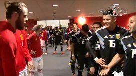 La sorprendente confesión de Mascherano a los jugadores de España
