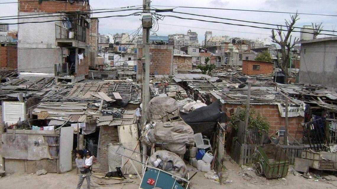 INDEC: La pobreza bajó al 25,7% en el segundo semestre de 2017