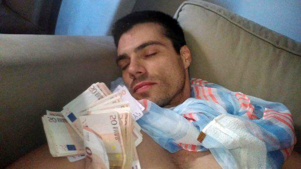 Cavallé, de 36 años, llegó a robar hasta 60 mil euros de una de sus víctimas