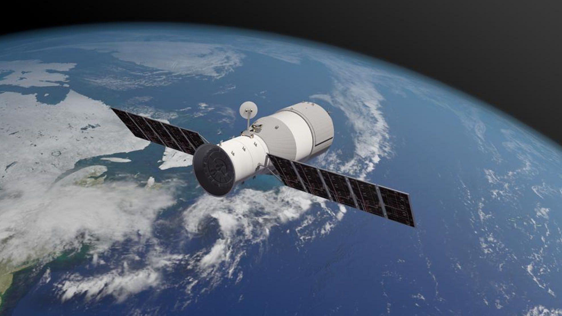 ¿Cuándo caerá en la Tierra el laboratorio espacial Tiangong-1?