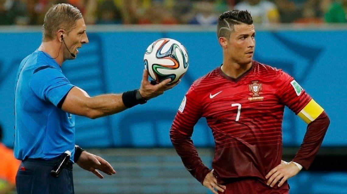 Confirmaron los árbitros para el Mundial de Rusia: Néstor Pitana será el representante argentino