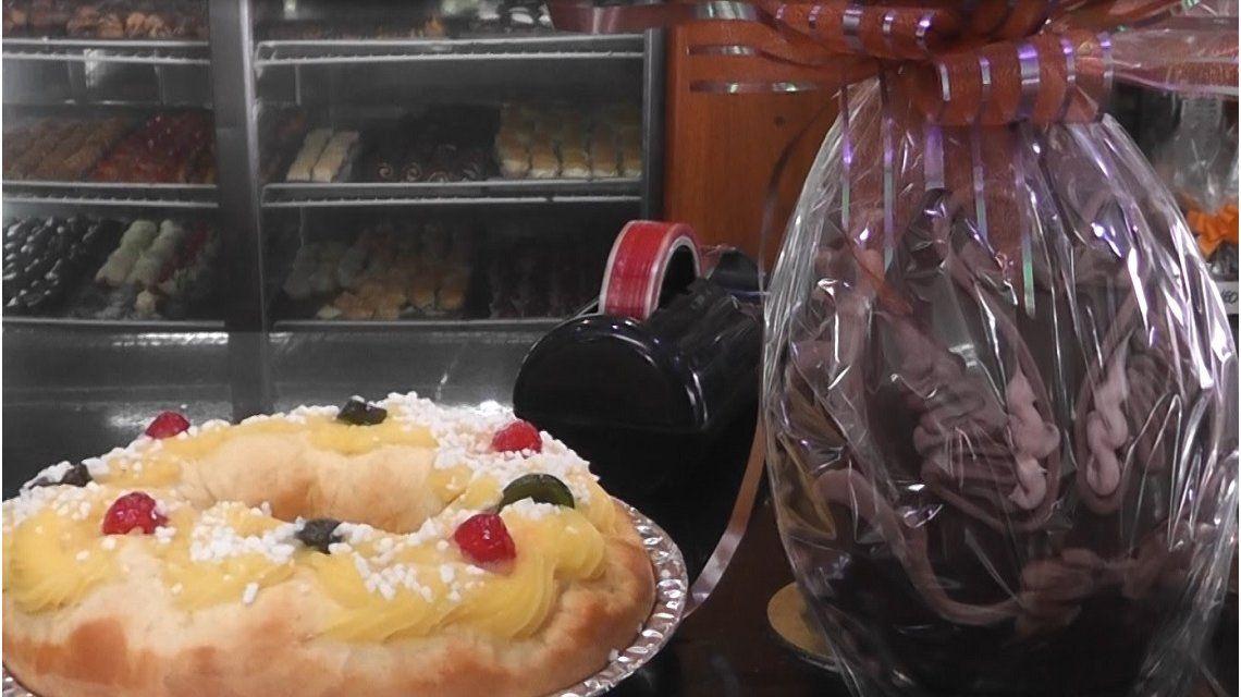 Pascua: ¿por qué se regalan huevos de chocolate y se comen roscas?