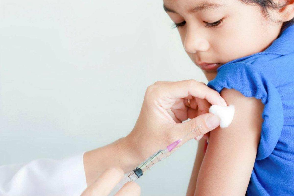 Las vacunas pueden prevenir enfermedades como el sarampión